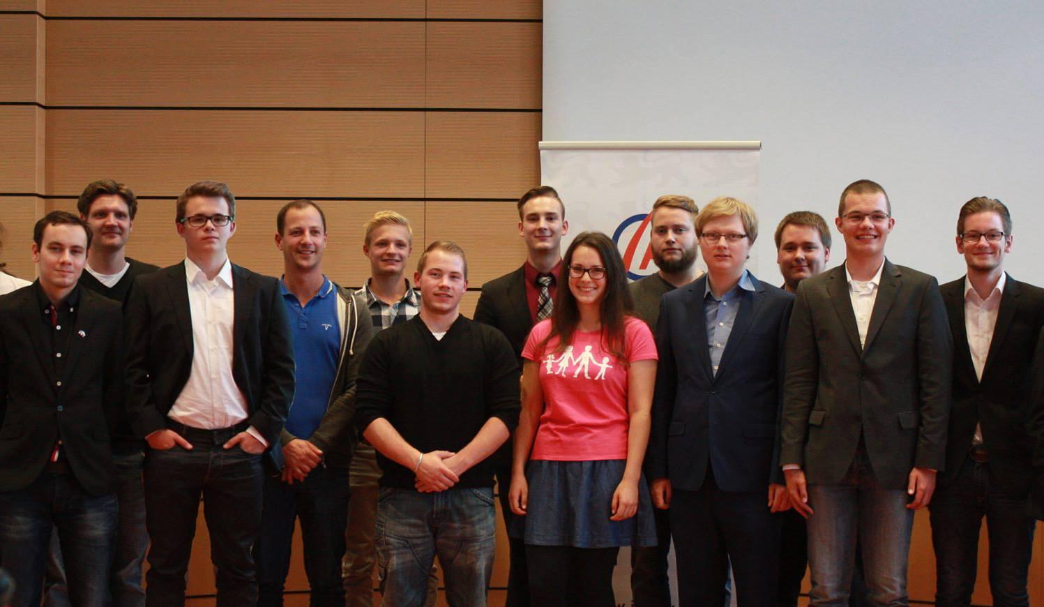 """""""Wir wollen Transparenz!"""": JA Baden-Württemberg strebt in den Ring politischer Jugend"""