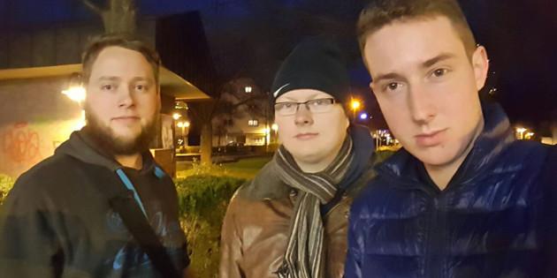 Trotz Wind und Kälte: Wahlkampf im Akkord geht weiter
