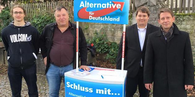 Multi-Aktions-Wochenende: Keine Wahlkampf-Pause für die JA, auch nicht an Nikolaus