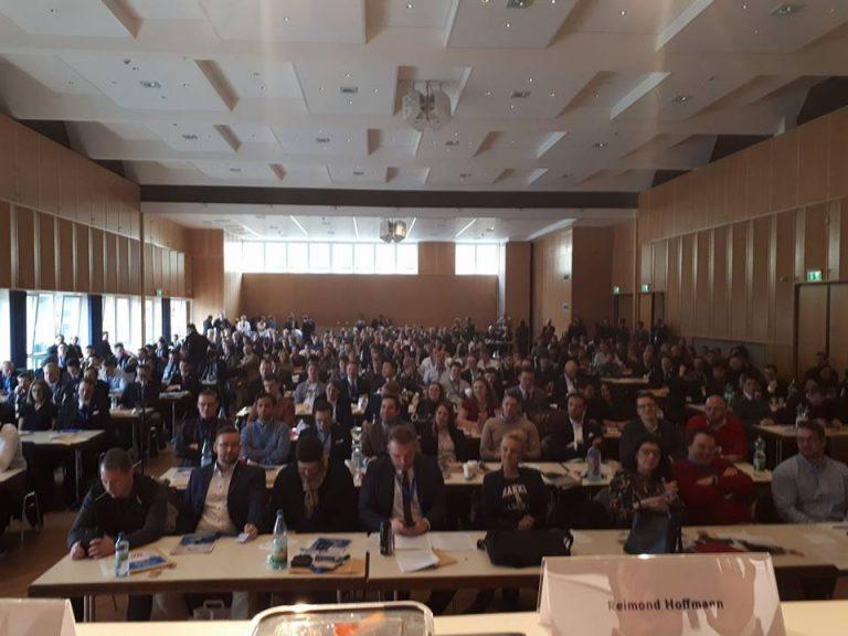 VI. JA-Bundeskongress: Über 70 Mitglieder aus BaWü vor Ort