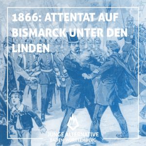Attentat auf Bismarck