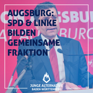 SPD & LINKE bilden gemeinsame Fraktion in Augsburg