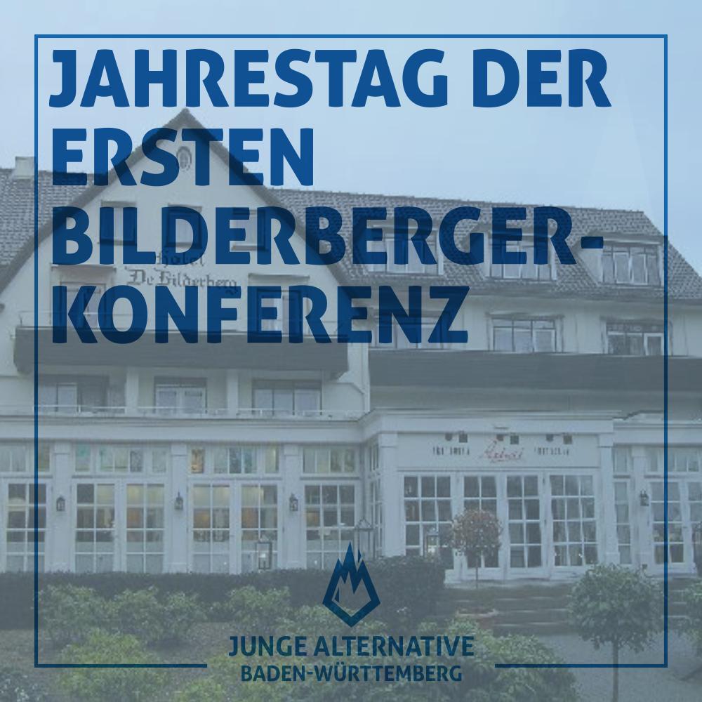 Jahrestag der ersten Bilderberger Konferenz