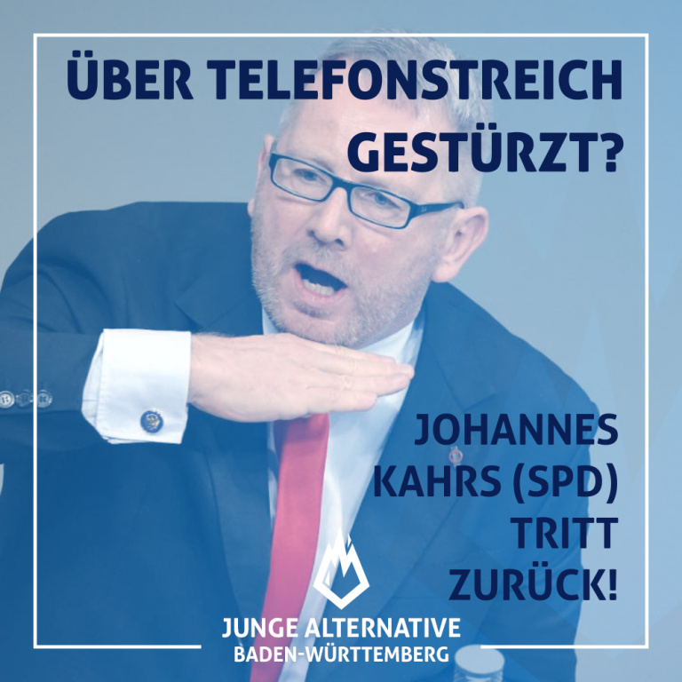 Johannes Kahrs legt Ämter nieder
