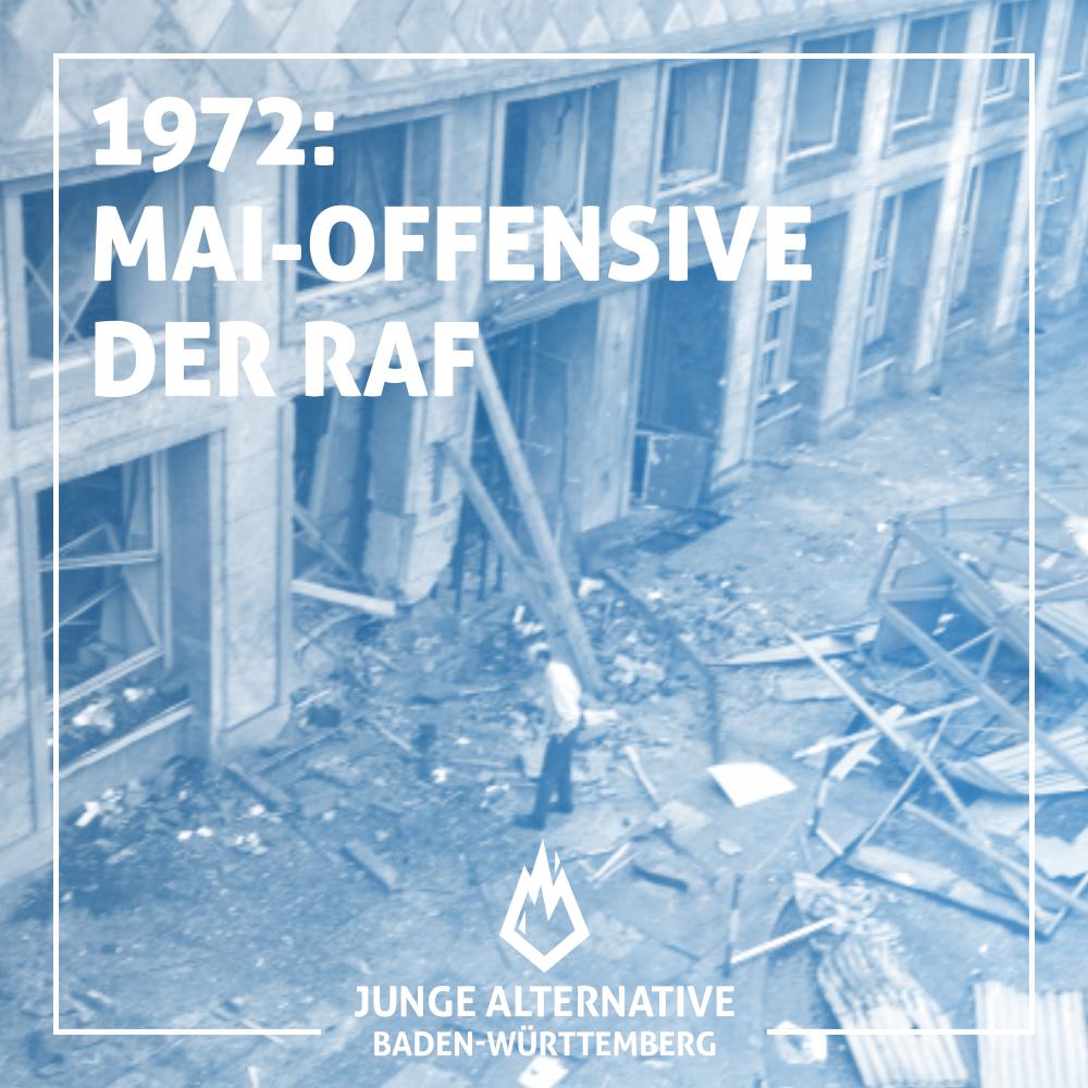 Maioffensive der RAF