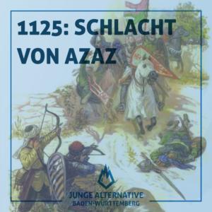 Schlacht von Azaz 1125