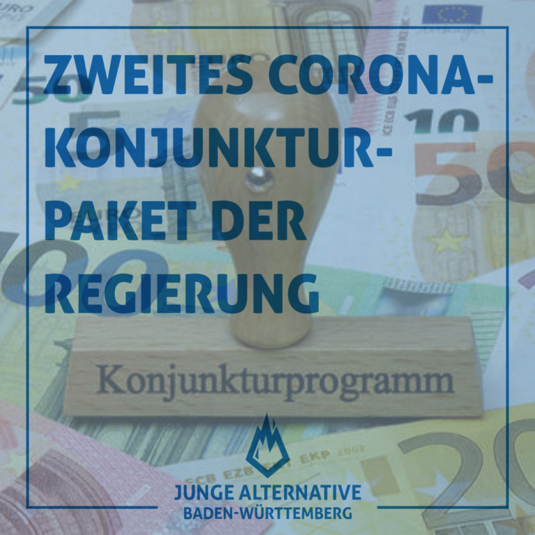 2. Corona-Konjunkturpaket der Bundesregierung