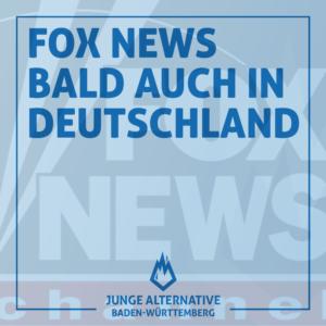 US-Nachrichten-Sender Fox News startet nun in Deutschland
