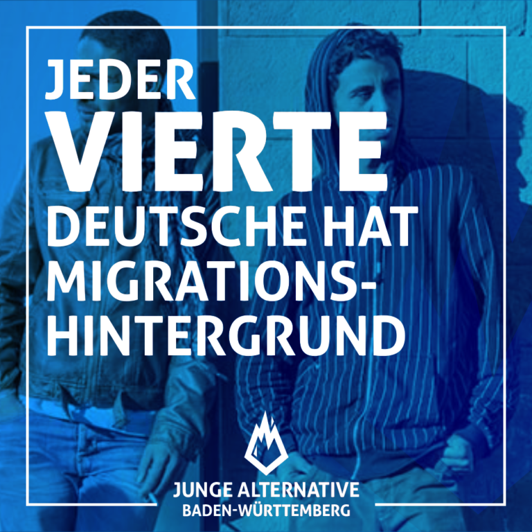 Mehr als jeder Vierte Staatsbürger in Deutschland hat Migrationshintergrund