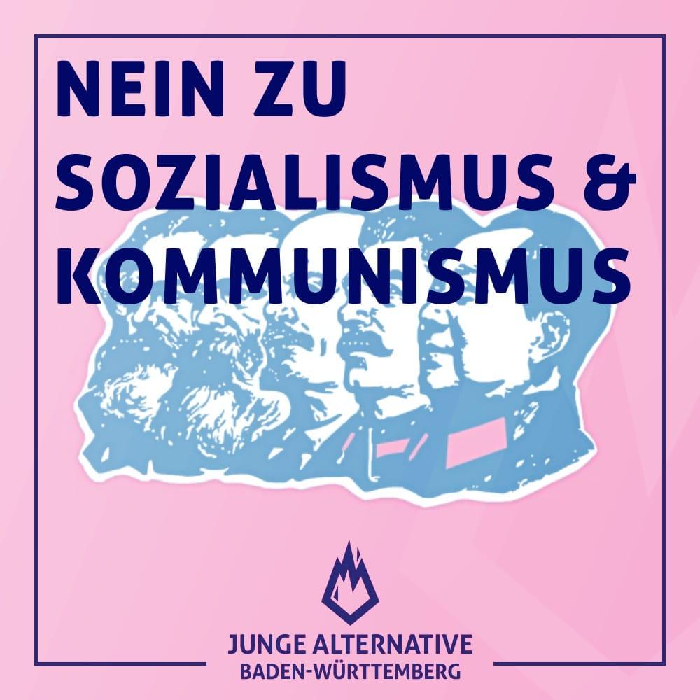 JA BW zum Sozialismus/Kommunismus