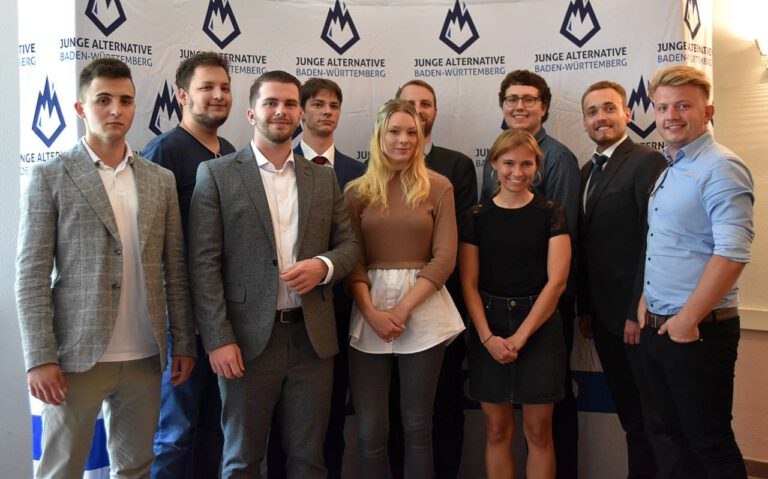 Junge Alternative Baden-Württemberg wählt neuen Landesvorstand
